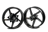 BST Diamond TEK 17 x 3.5 R+ Series Front Wheel - Suzuki GSX-R1000 (05-08) / GSX-R600/750 (06-07)