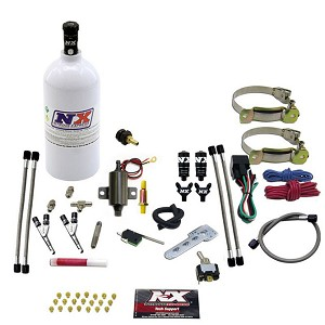 NX TWO CYLINDER SSV SYSTEM W 2.5LB BOTTLE