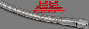 Stainless Steel Braided Brake Line