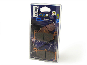 CL Brakes - Rear Brake Pads ZX-14/R (06-19) Street (1 Set Required) - Not Compatible w/ SE