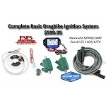 Complete Dragbike Ignition System