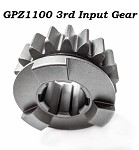 GPZ1100 3rd Input Gear- Robinson Industries