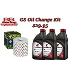 GS Oil Change Kit