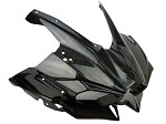 Front Fairing with Air Intakes in 100% Carbon Fiber for Kawasaki H2