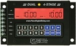 DUAL 4-STAGE TIMER