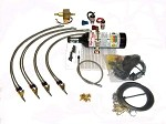 Dynotune 4 CYL Direct Port Motorcycle Kit