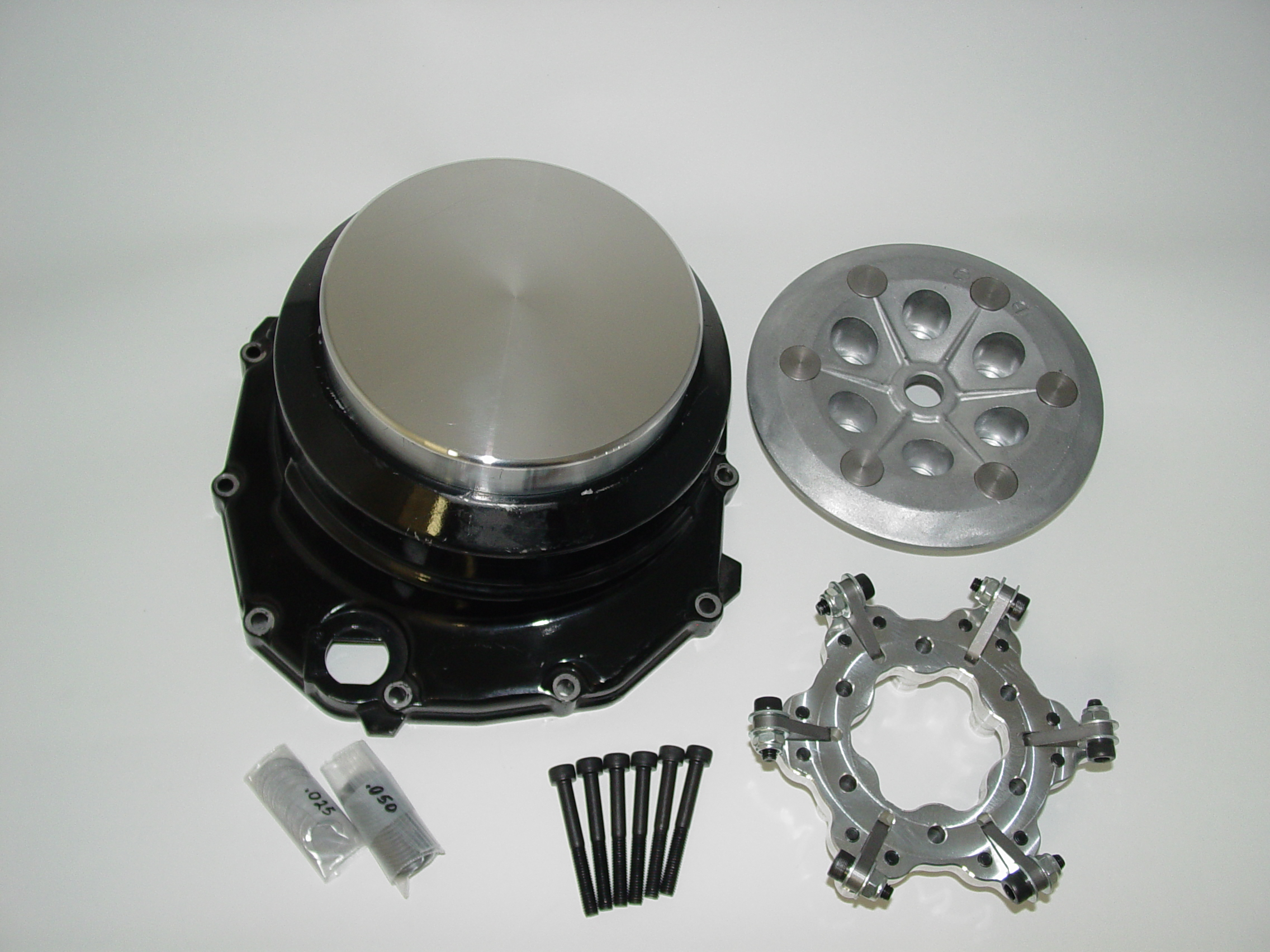 SUZ (GSX1300R HAYABUSA) 2 STAGE LOCK UP CLUTCH