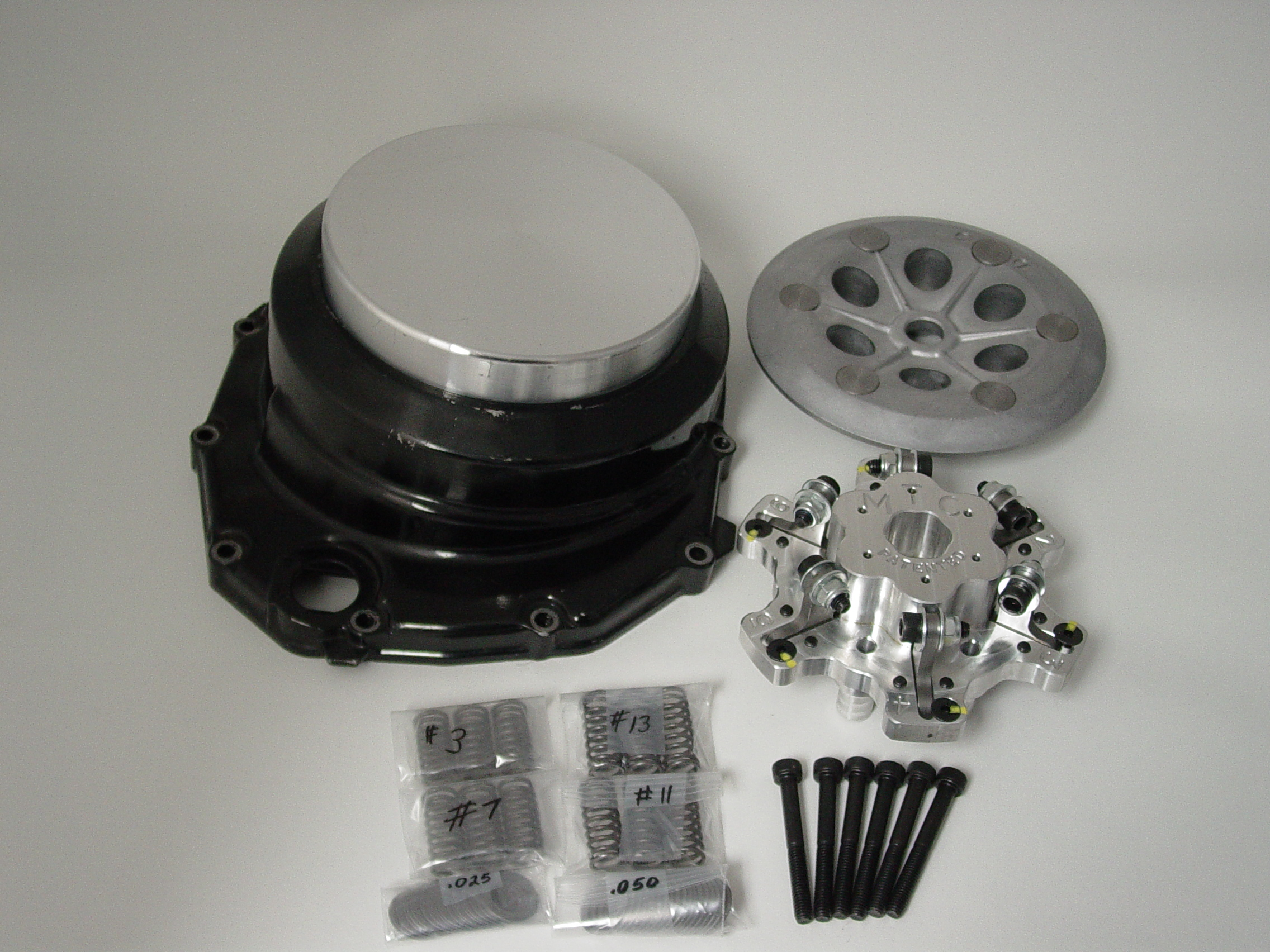 SUZ (GSX1300R HAYABUSA) MULTISTAGE LOCK UP CLUTCH