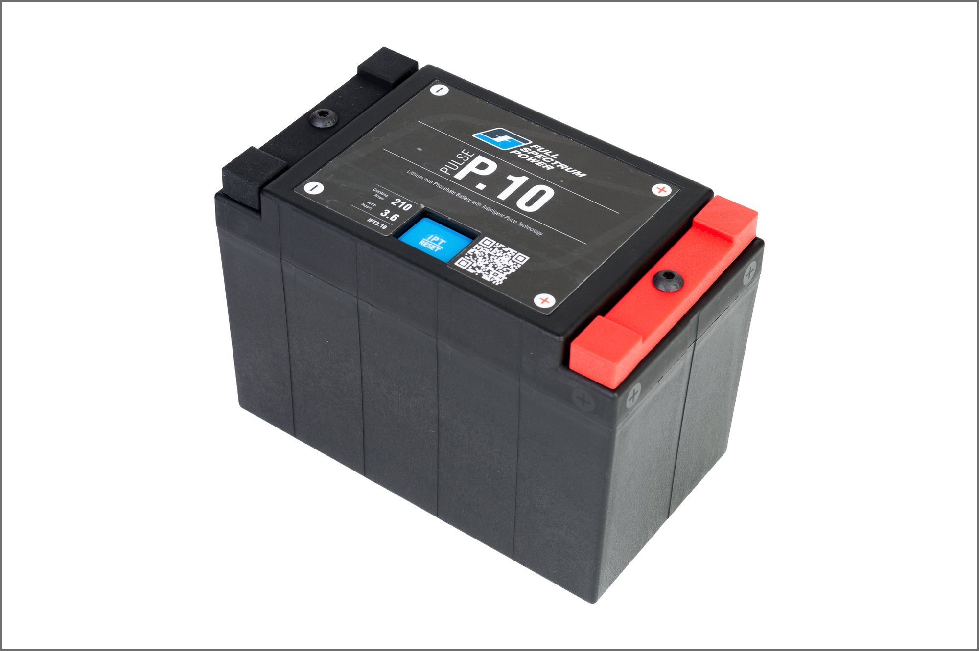 Pulse IPT Battery P.10T 160 CCA