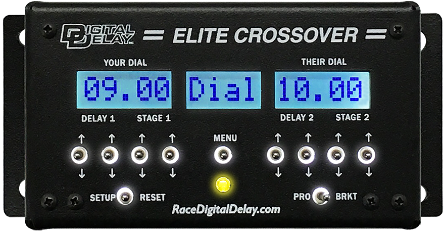 Elite Dial Crossover Delay Box