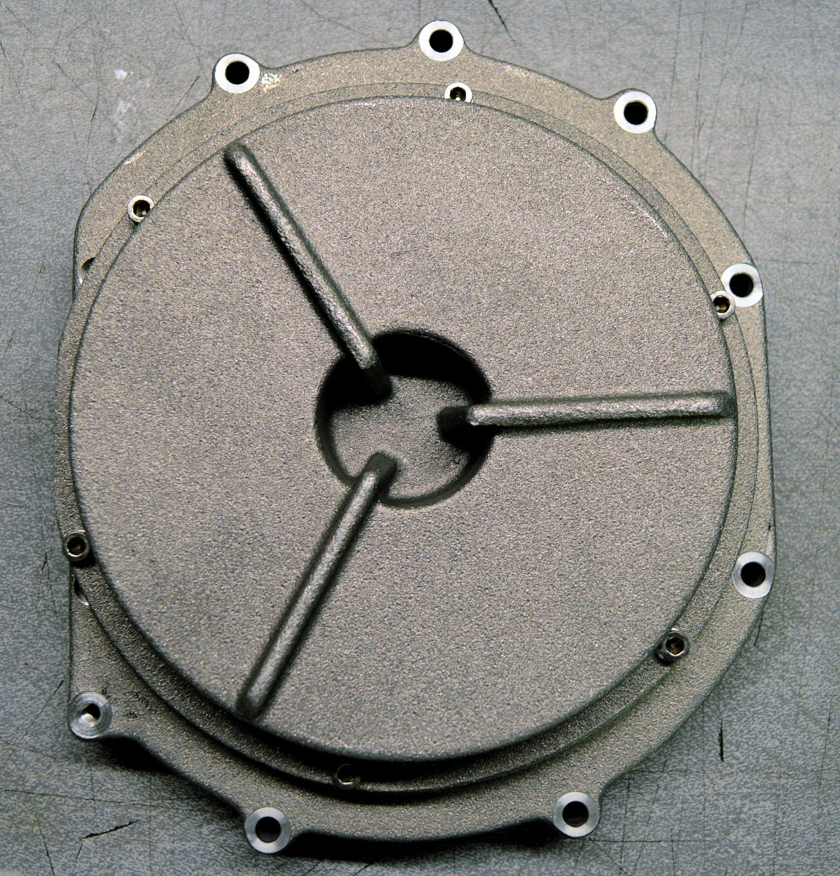 KAW (900/1000) QUICK ACCESS COVER (LOCKUP CLUTCH)