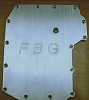 FBG Billet Oil Pan for Suzuki GS 1100/1150