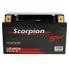 Scorpion Stinger 12v 354 CCA LiFePo4 Extreme High Output Battery