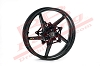 Pro Mod Front Wheel - BST Diamond TEK 17 x 2.5 R+ Series - Includes Ceramic Bearings
