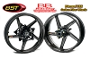 BST Diamond TEK 17 x 2.75 Front Wheel - Yamaha R3