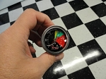 Liquid Filled Nitrous Pressure Gauge 1.5