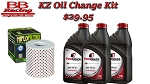 KZ Oil Change Kit