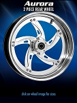 RC Comp Aurora Dragbike Wheels