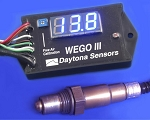 Daytona Wego 3 wideband system with Data logging