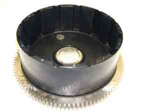 MTC Billet Heavy Duty Clutch Basket