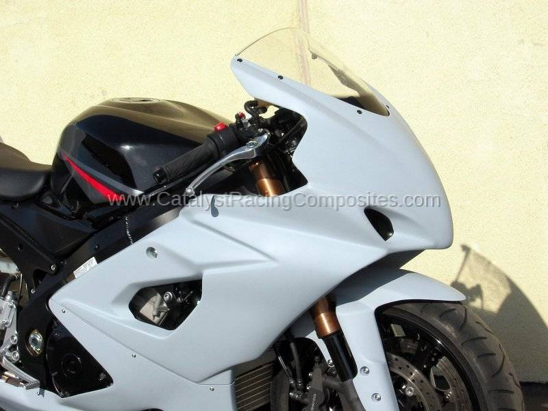 SUZUKI GSXR1000 05-06' S.S. UPPER- Race (No Headlight)
