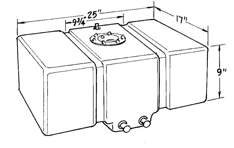 16-Gallon Drag Race Cell
